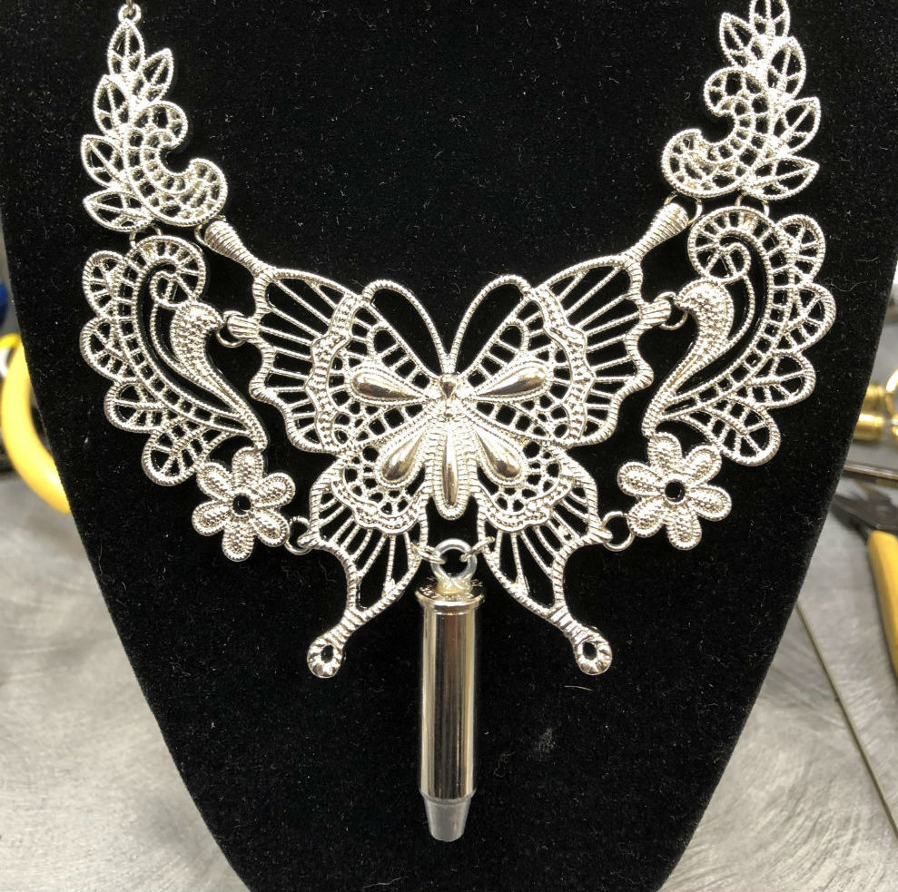 Steel Butterfly