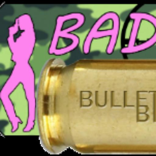 Badass Bullet Bitch