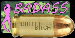 Badass Bullet Bitch logo